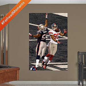 Victor Cruz Super Bowl XLVI Touchdown Mural Fathead Wall Decal